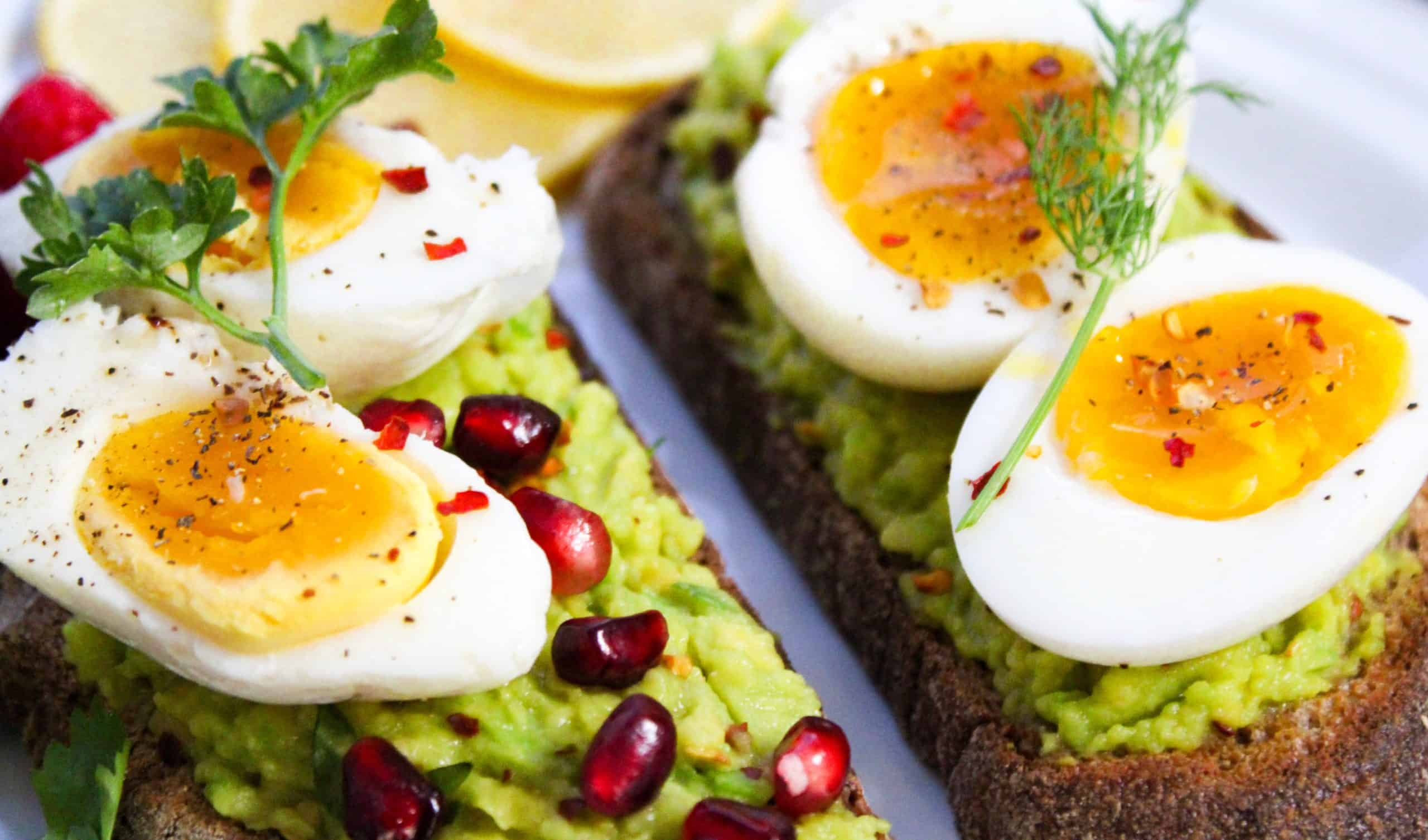 Must-Try Healthy Egg Breakfast