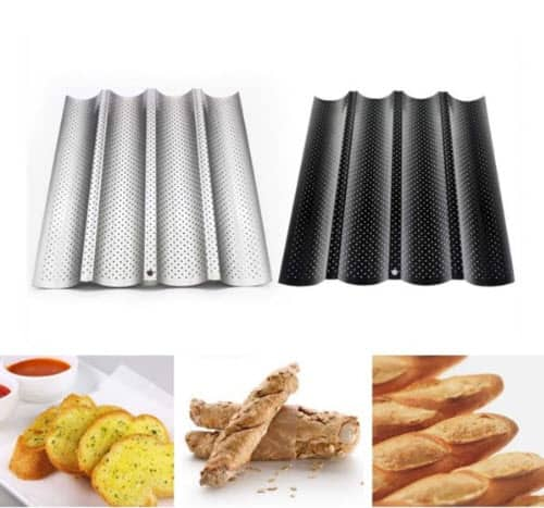 Top 50 Breakfast Making Tools: French Bread-Molding Tray