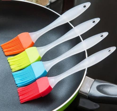 Top 50 Breakfast Making Tools: Silicone Food Brushes